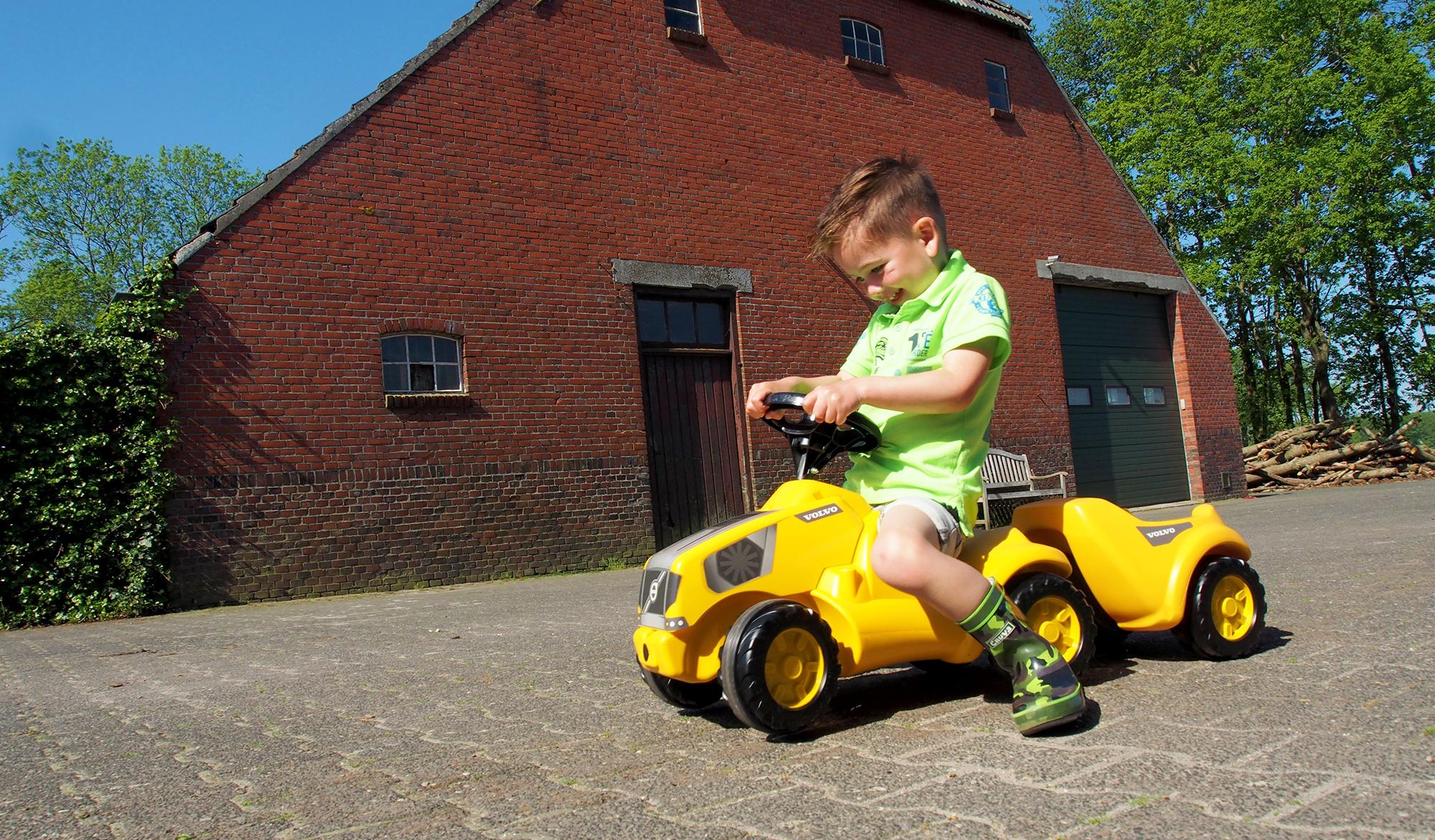 Boerderij speelgoed tractor
