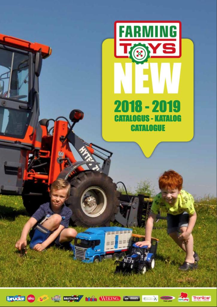 Farming Toys Catalogue 2018-2019