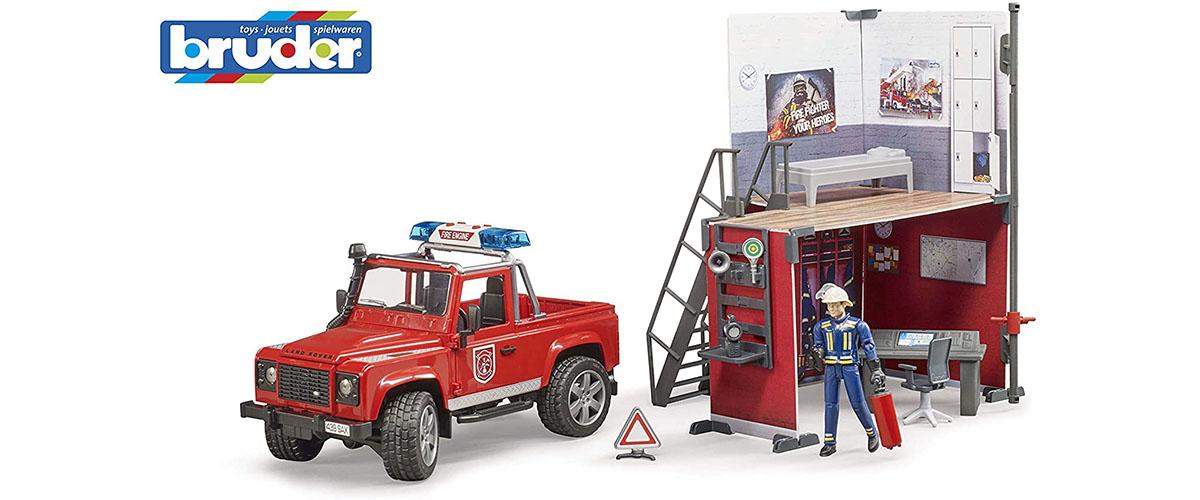 Brandweer starterset